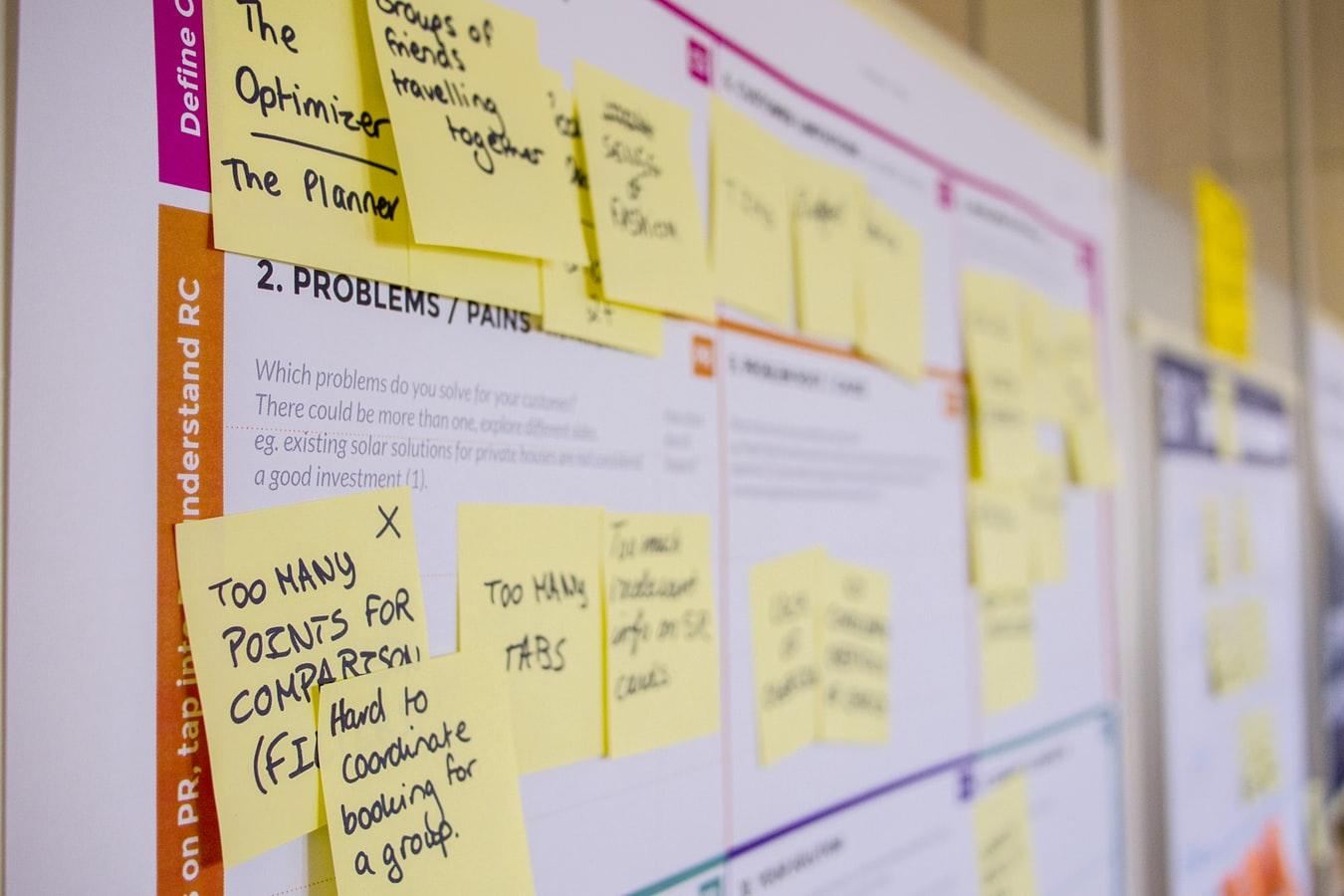 Project Plan Board